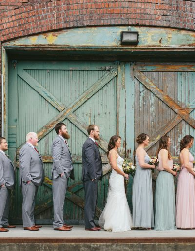 April Wedding at Barrister Winery | Hannah Victoria Photography