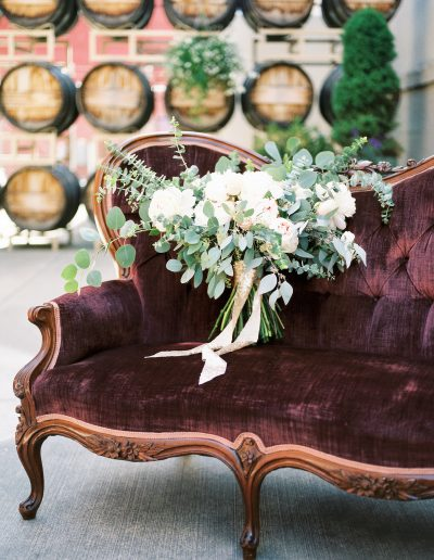 June Wedding Inspiration at Barrister Winery  | Amber Glanville Photography