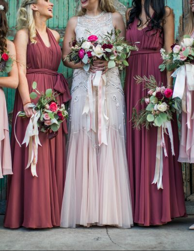 Bridal Party by Jennifer DeBarros Photography