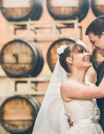 November Wedding at Barrister Winery | Ifong Chen Photography