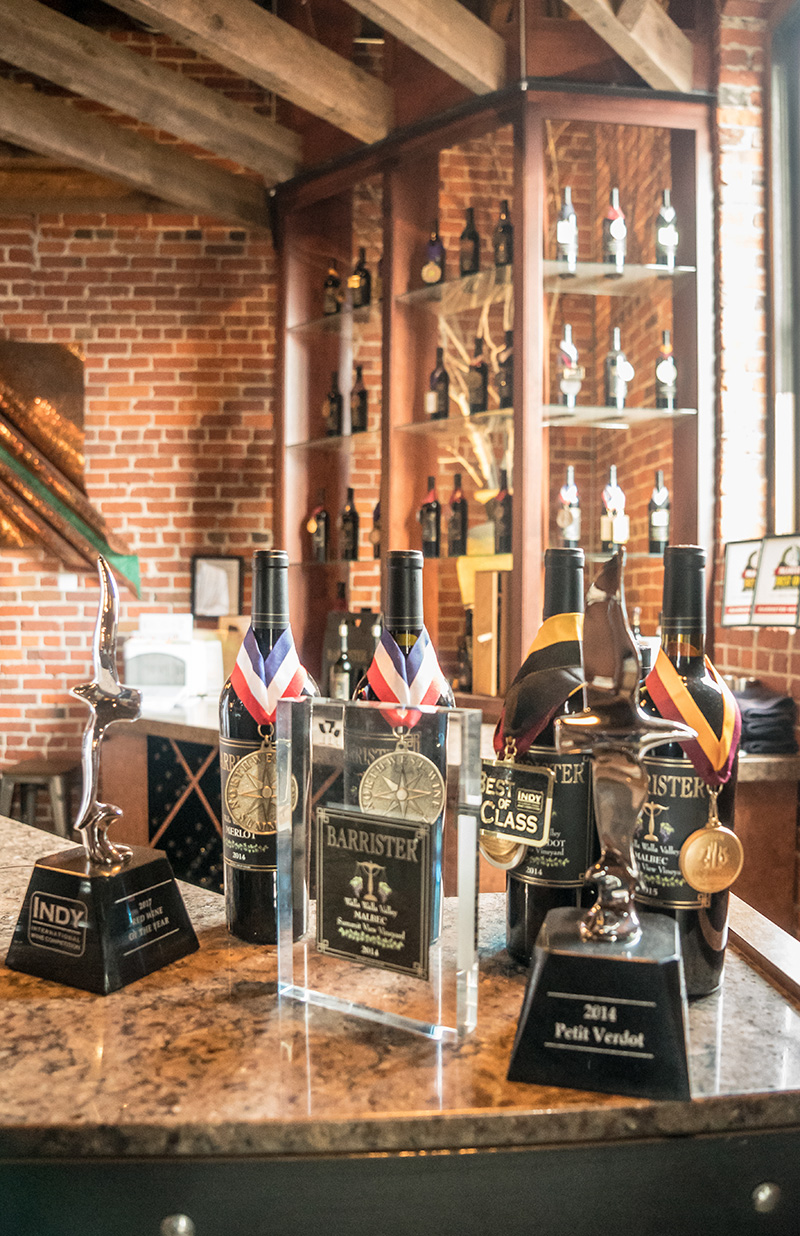Spokane Wine Club | Barrister Winery