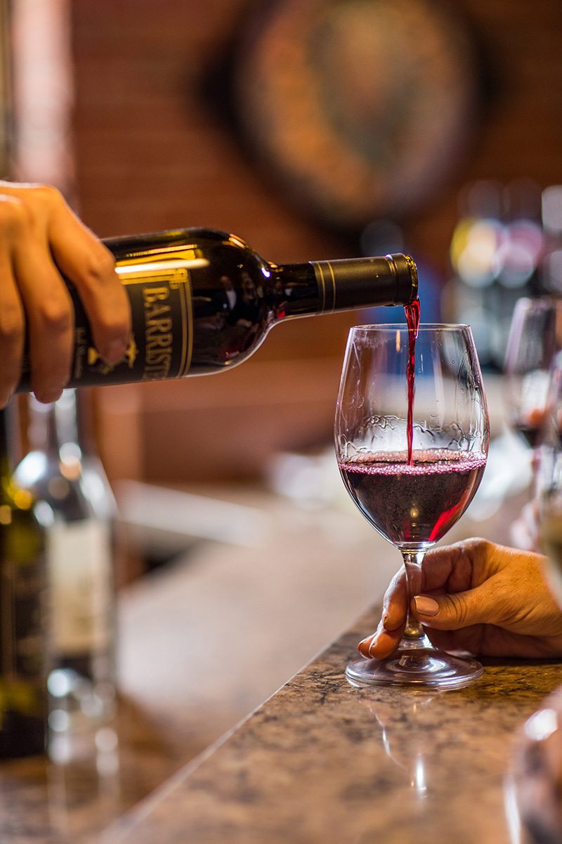 Visit our Spokane Winery | Barrister Winery