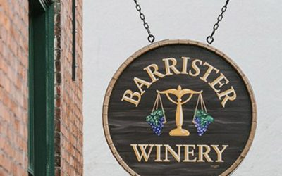Barrister Winery is Open | Courtyard Only