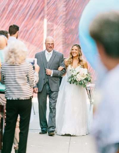 Barrister Winery Summer Outdoor Wedding Downtown Spokane Wedding Venue Amber Glanville Photography